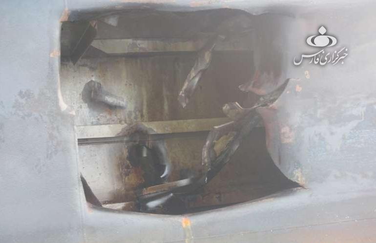 Iranian tanker (SABITI) gallery image 6