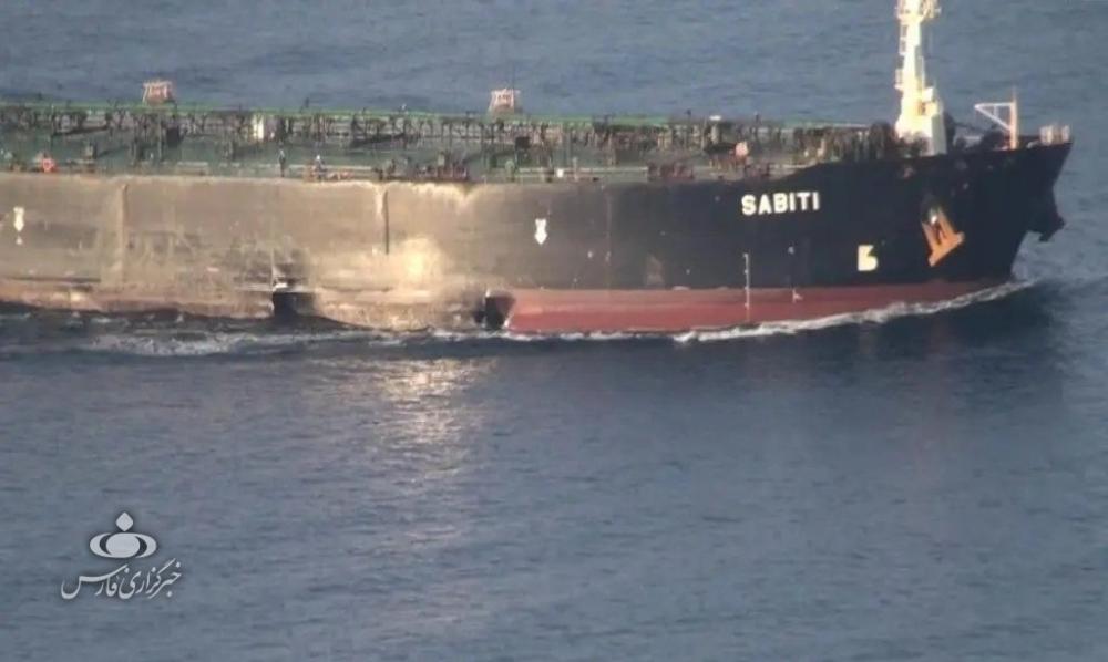 Iranian tanker (SABITI) gallery image 8