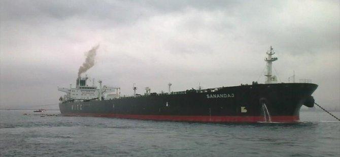 Iranian tanker (SABITI)