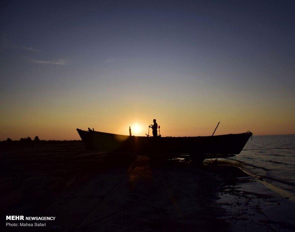 Fishing season begins in the Caspian Sea gallery image 14