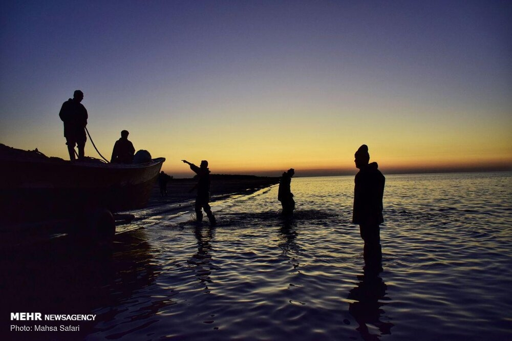 Fishing season begins in the Caspian Sea gallery image 15