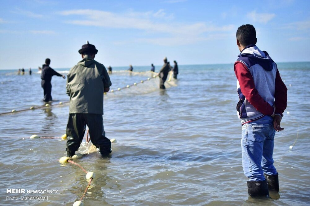 Fishing season begins in the Caspian Sea gallery image 5