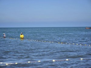Fishing season begins in the Caspian Sea