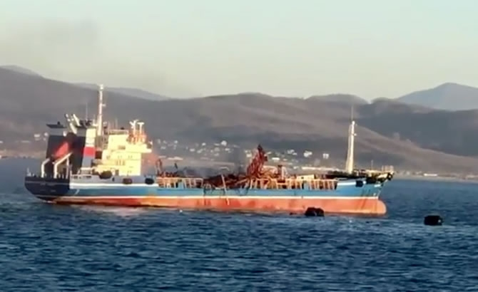 Russian Tanker Damaged by Deadly Gas Explosion Released gallery image 6
