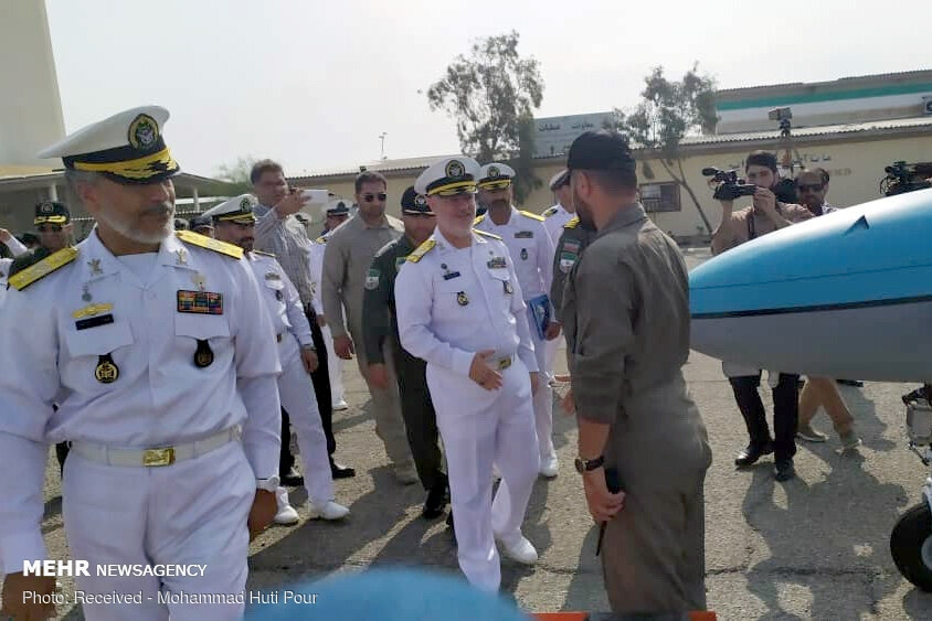 Simorgh drone joining Iran's Navy gallery image 1
