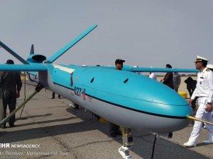 Simorgh drone joining Iran's Navy