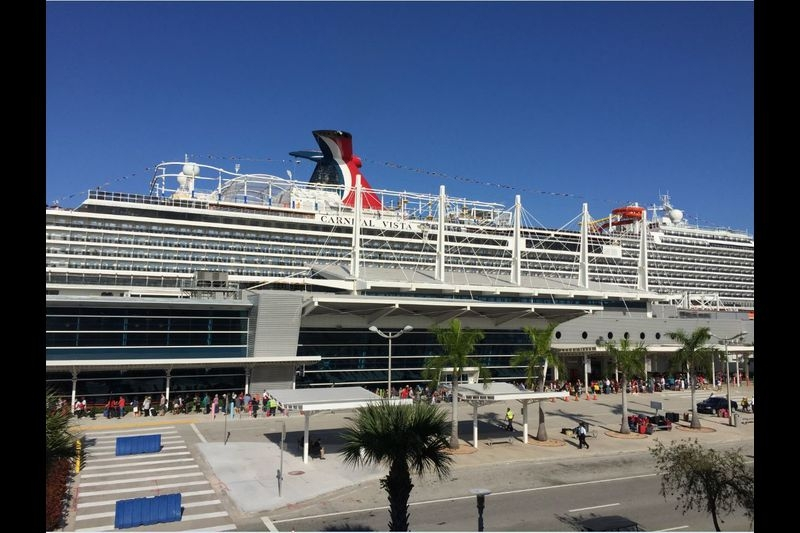 Carnival Cruise Line Names Newest Vista-Class Ship gallery image 14