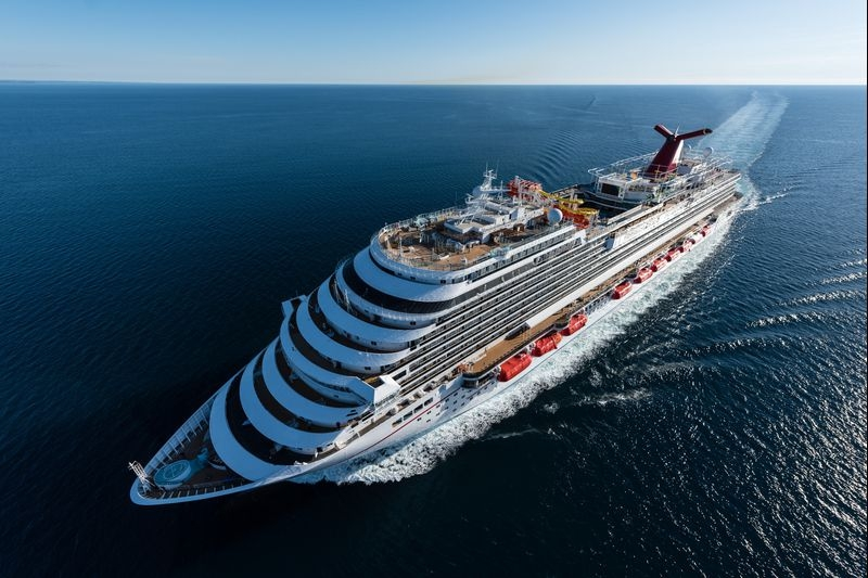 Carnival Cruise Line Names Newest Vista-Class Ship gallery image 17