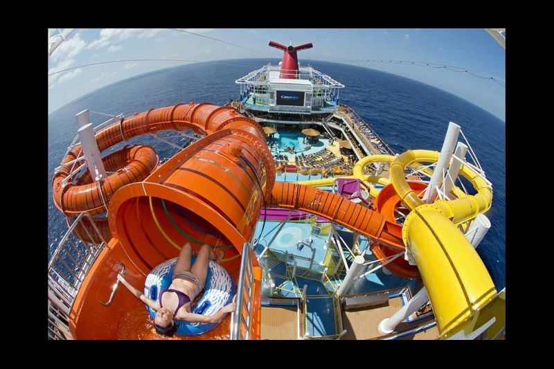 Carnival Cruise Line Names Newest Vista-Class Ship gallery image 20