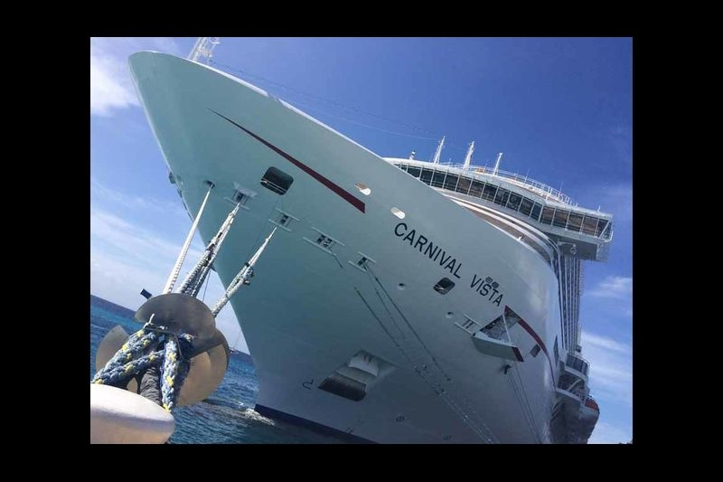 Carnival Cruise Line Names Newest Vista-Class Ship gallery image 5