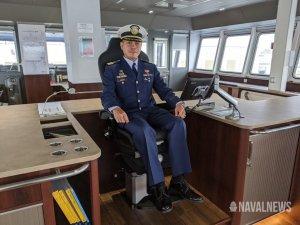 "Philippine Coast Guard Takes Possession Of ""Gabriela Silang"""