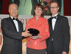 'Clean Seas Award' for WWL