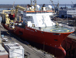 Offshore work helps keep Detyens