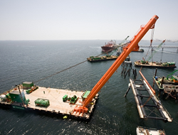 Topaz secures sign BP business
