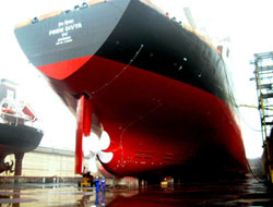 Mercator coats second tanker