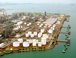 Kuwait crude oil export to Japan