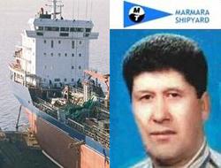 Marmara Shipyard's accident