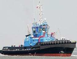 Receives first RAstar 3200 tug