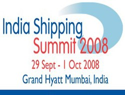 India Shipping Summit - 2008