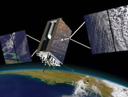 GPS lll Satellite Build Contracts
