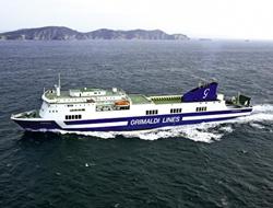 600 passenger capacity ro-pax