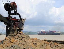 Centenary culebra cut dredging