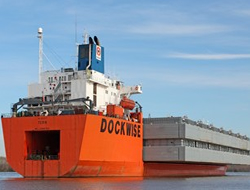 Dockwise works will in Q1 2014