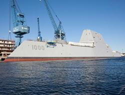Cutting edge of naval capability