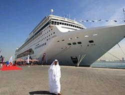 Cruise call to Abu Dhabi double