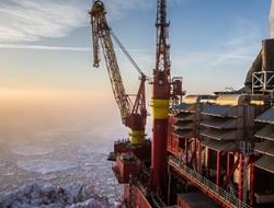 Russian arctic shelf development