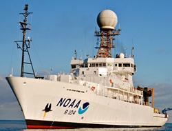 NOAA Corps civilian mariners