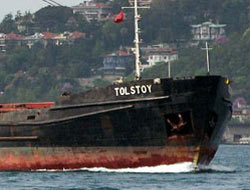 Ship with 10 crew sinks Black Sea