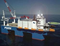 Petrobas to charter SSAV
