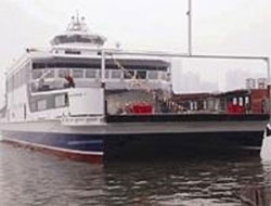 Two fast ferries from IDO
