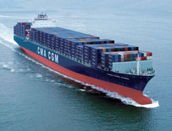 New record by CMA-CGM