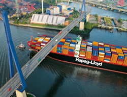 Hapag-Lloyd is going down