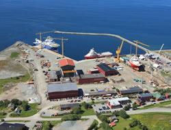 Bergen exits shipbuilding!
