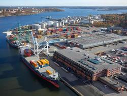 37% increase at Stokholm ports
