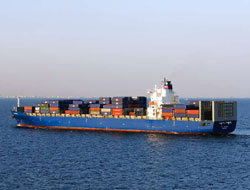 Drop on freight rates