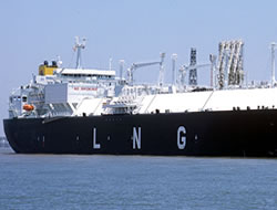 LNG prices climbed sharply