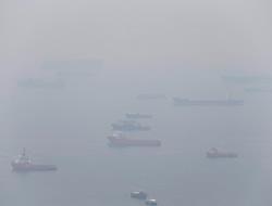 Haze effects focusing distance