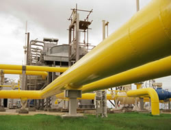 Gas supply to Turkey hits record