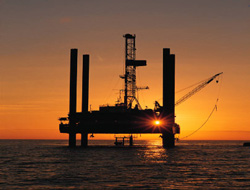 Oil prices dipped