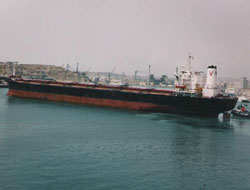 Bulk carrier demand backs