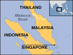 Malacca Strait will be by-passed