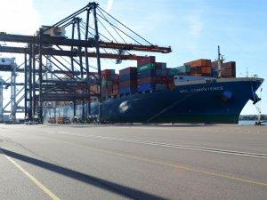 VIDEO: Jaxport Berths Its Biggest Ship Ever