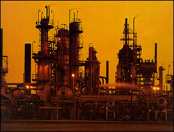 Refinery output rises in China