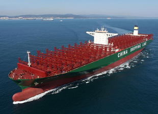 Felixtowe Readies for World's Biggest Containership