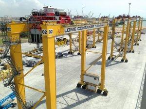 Lomé Port Orders More Konecranes RTGs