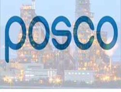 New bidding from Posco